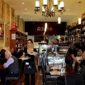Photo of cafe Espresso Organica taken by esmondw