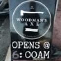Photo of cafe Woodman's Axe taken by Kim C