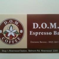 ichiban's photo of 'D.O.M. Espresso Bar