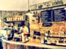 Top cafe #8: The Milkman in Old Town, Edinburgh