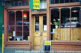 Top cafe #14: Island Espresso in Hobart, Hobart
