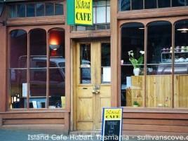 Top cafe #22: Island Espresso in Hobart, Hobart