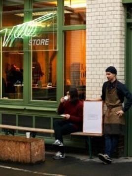 Top cafe #14: Companion Coffee in Friedrichshain-Kreuzberg, Berlin