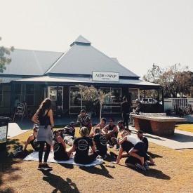 Photo of cafe Albert & Nikola taken by ClareWallace 5102