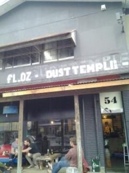 Popular cafe #7: Fl.Oz (Fluid Ounce) in Currumbin