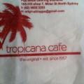 Tropicana Cafe