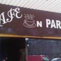 Cafe On Parade