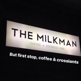 Photo of cafe The Milkman taken by sophiegrace.green