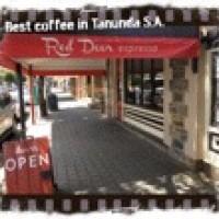 McWhere 's photo of 'RED DOOR espresso