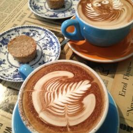 Photo of cafe Husk & Honey Cafe taken by Mick1221