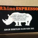 Photo of cafe Rhino Espresso taken by Parto