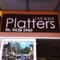 Platters Café and Bar