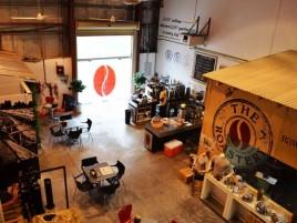 Popular cafe #2: Raw Coffee Company in Al Quoz