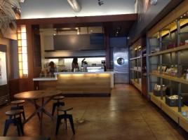 Popular cafe #2: The Refinery in Santa Monica