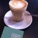 Photo of cafe Foam Coffee Bar taken by darkhorse