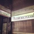 Please Say Please