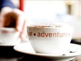 Top cafe #7: Adventure Cafe in Kingsmead, Bath