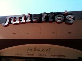 Top cafe #13: Juliette's in Townsville, Townsville