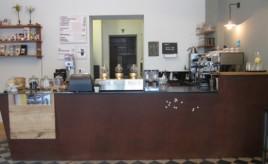 Popular cafe #4: Chapter One in Friedrichshain-Kreuzberg, Berlin