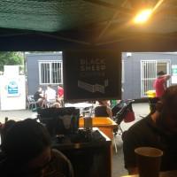 EspressoBro's photo of 'Black Sheep Coffee Cart
