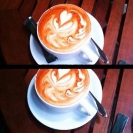 Photo of cafe 18 Grams taken by Cigar3