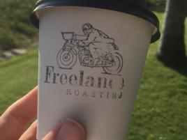 Popular cafe #2: Freelance  Roasting in North Ward