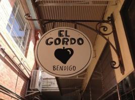 Popular cafe #2: El Gordo in Bendigo CBD