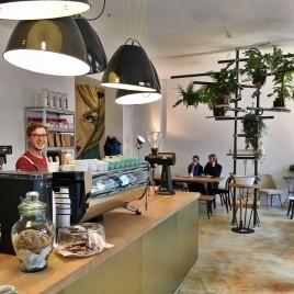 Popular cafe #11: Happy Baristas in undefined, Berlin