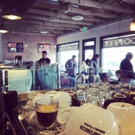 Photo of cafe The Aussie Bean taken by AussieRoasterUSA