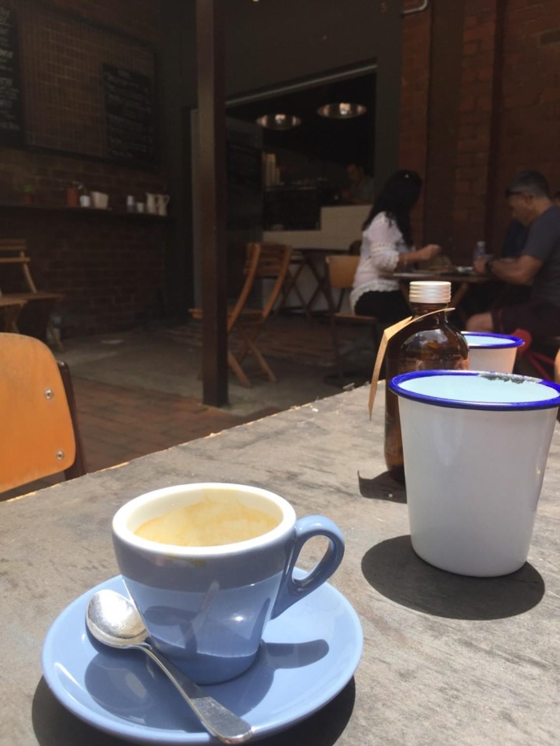 Coffee Nomad's photo of Salvage Specialty Coffee, Artarmon