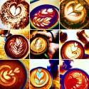 Photo of cafe ritual habitual taken by heart-shaped-milk