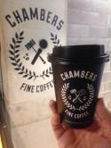Photo of cafe Chambers Fine Coffee (Haymarket) taken by rachill