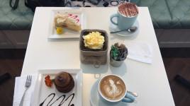 New cafe #30: Gateaux Cafe and Dessert in Hawthorne, Brisbane