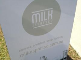 Top cafe #9: Milk Espresso in Hermit Park, Townsville