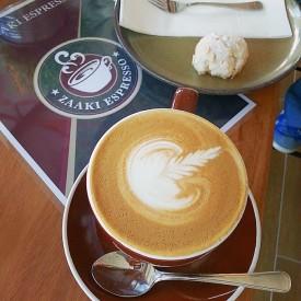 Photo of cafe zaaki espresso taken by coffeemore