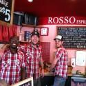 Photo of cafe Rosso Espresso taken by chrisashton