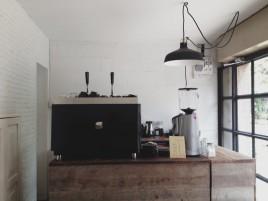 Popular cafe #2: GRAPH CAFÉ in Sriphoom