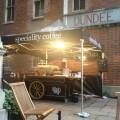 Notes Coffee Barrow (Fleet Street)
