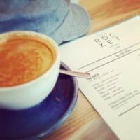 thomasmilazzo's photo of 'Rocket Coffeebar