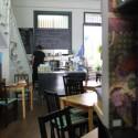 Photo of cafe Clarence Corner Bookshop Cafe taken by potterific