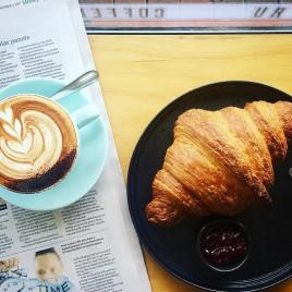 Popular cafe #2: Zarb & Ru in Rosebud