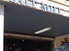 Popular cafe #30: The Salt Mill in Currumbin, Gold Coast