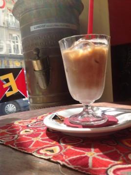 Popular cafe #5: Cafe Ebel (Kaprová) in Staré Město