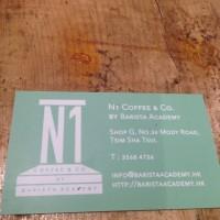 thomasmilazzo's photo of 'N1 Coffee & Co.